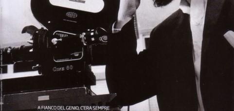 Chi è quell'uomo con la barba accanto all'autista di Kubrick?